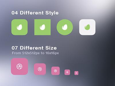 24 Free Flat Social Icons freebie free flat design flat icons metro style social icons
