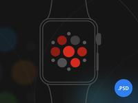 Swissfit Apple Watch UI Kit