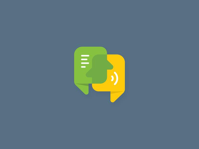 English To Italian Translator Google: Live Translation Logo By Mohammed Alyousfi