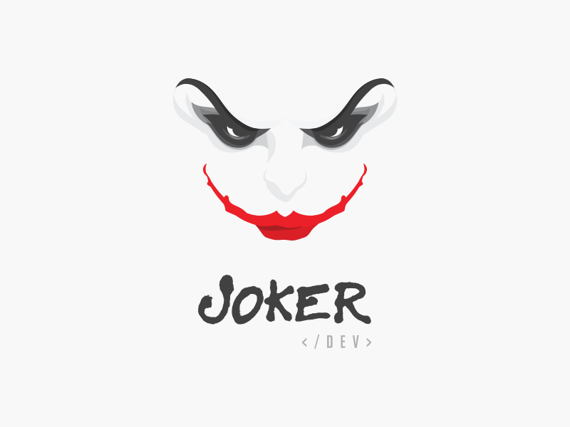 how to draw the joker smile on your hand