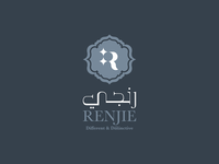 Renjie Logo