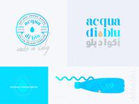 acqua di blu brand exploration pt.2
