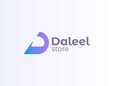 Daleel Store Logo د d letter d arabic arabic logo arabic logo store d store d logo rebranding