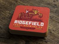 Ridgefield Craft Brewing Co. Logo