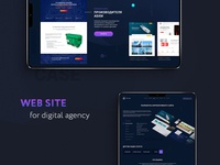 It-Up - Web Site for Digital Agency