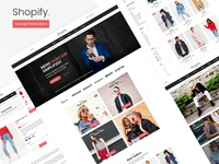 Shopify - Concept Online Store