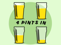 4 Pints In podcast artwork