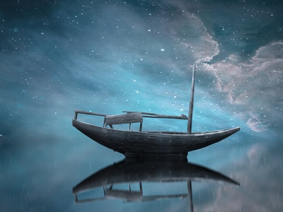 Full Of Stars lightroom photoshop landscape photography star design visual art manipulation