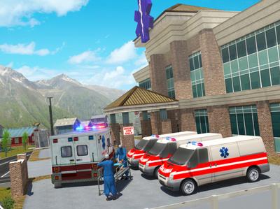 Emergency Ambulance Simulator 2020 rescueambulance freeegames newgames gamedesign graphics dribbble racing simulationgames ambulancedriving ambulancegames app androidgames androidgamers mobilegames gaming gamers gamerguy gamergirl