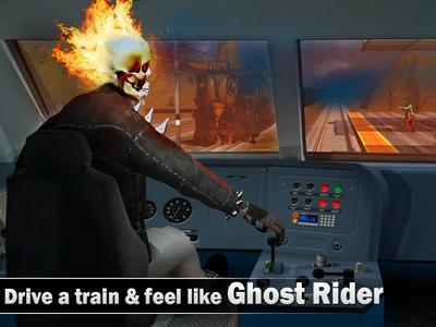 Train Ghost Ride
