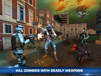 Zombie Frontier 3D Game - iGames Entertainmnet