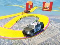 Mega Ramp Car Impossible Stunts - Mega Ramp Games