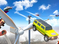 Mega Ramp Car Impossible Stunts - Mega Ramp Stunt Games
