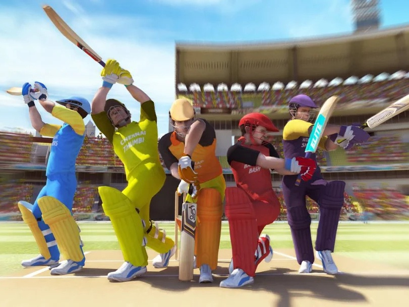 Real World Cricket T20 Champions - Big Free Games iplcricket dd rr rcb kkr csk mi onlinecricket mobilecricket cricketgames ipl2019 ipl app mobilegames gaming gamers gamerguy gamergirl androidgames androidgamers