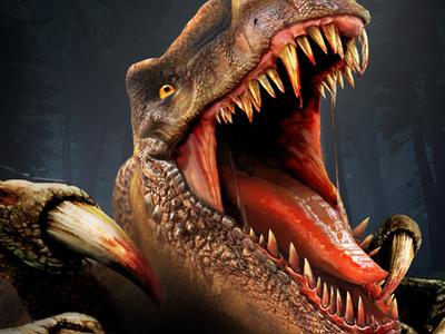 Dinosaur Hunter - Carnivores 3D - Dino Hunter - Dinosaur Games