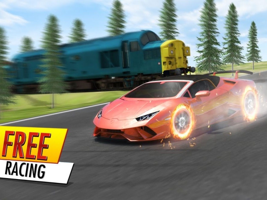 Extreme Free Racing - Car Racing Games | New Racing Games by