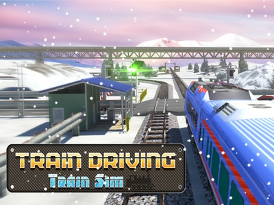 Train Driving - Train Sim | Train Games 2019 - Free Train Racing