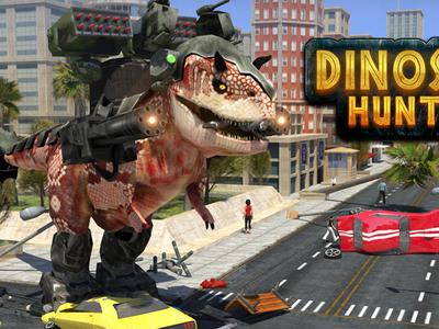 Dinosaur Hunt - Free Dinosaur Games | Dino Hunter 3D Games