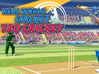 Real World Cricket - T20 Cricket Game | Big Free Games