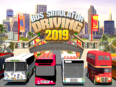 Bus Simulator Driving 2019 - Bus Driving Games by iGames