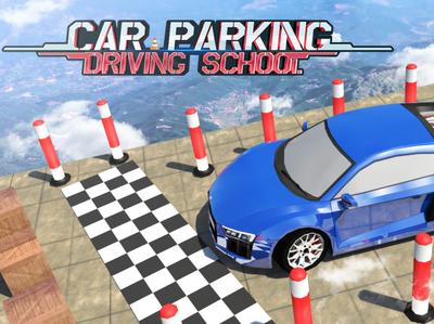 Sky Car Parking 2019 - Car Driving School kidsgames simulationgames redcorner racing newgames racinggames dribbble cardriving cargames carparking animation design app androidgames mobilegames gaming gamers gamerguy gamergirl androidgamers