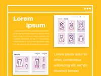 Web-Page illustrations