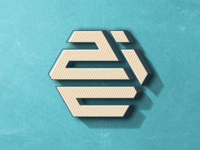 2CI logo design