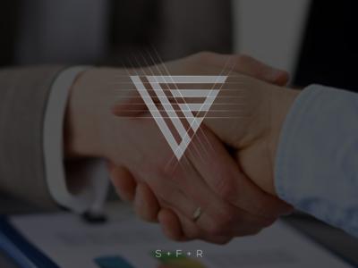 SFR logo design
