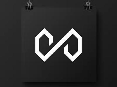 monogram logo illustration identity flat illustrator graphic design vector branding logo icon design