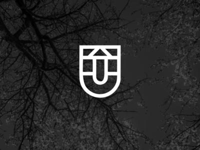 TU letter logo design