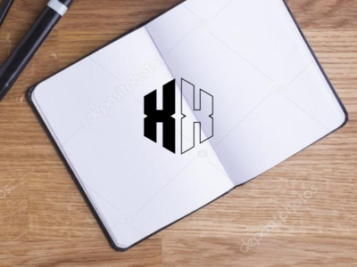 XX logo design