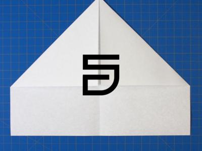 sg letter logo design