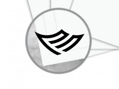 PN letter logo