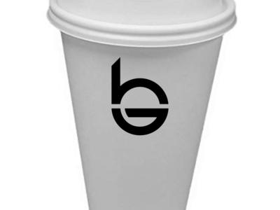 BG letter logo design