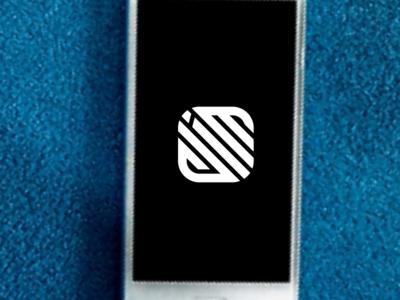 GIM letter logo design