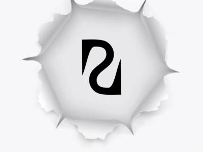 PS letter logo design