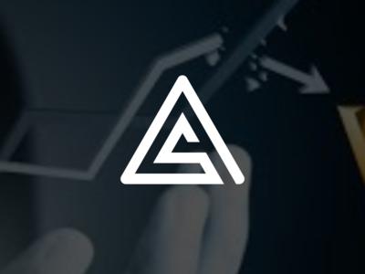 SA monogram logo