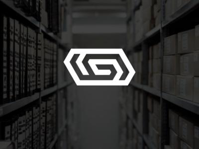 GC monogram logo