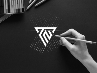 TN triangle logo