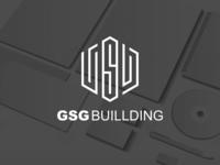 GSG buillding logo design