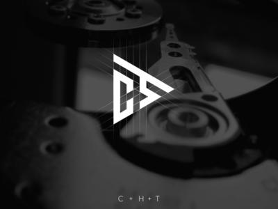 CHT logo design