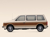 '84 Plymouth Voyager