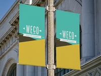 WECO Banner Mockup