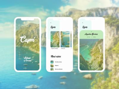 Capri UI