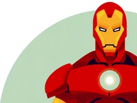 Iron Man Poster Preview