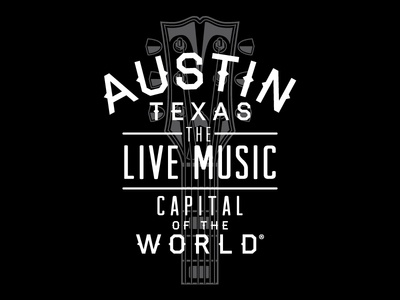 Music Capital shirt concept