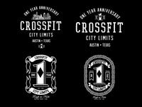 Crossfit shirt graphics - wip