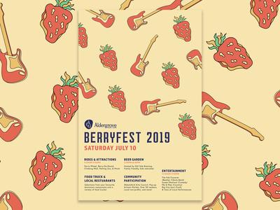 Berryfest Poster