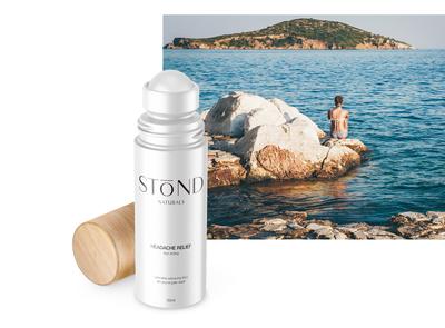 STōND Naturals Packaging Design