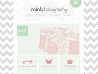 Mint photography